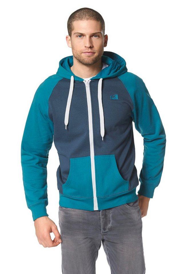 Ocean Sportswear Kapuzensweatjacke in Marine