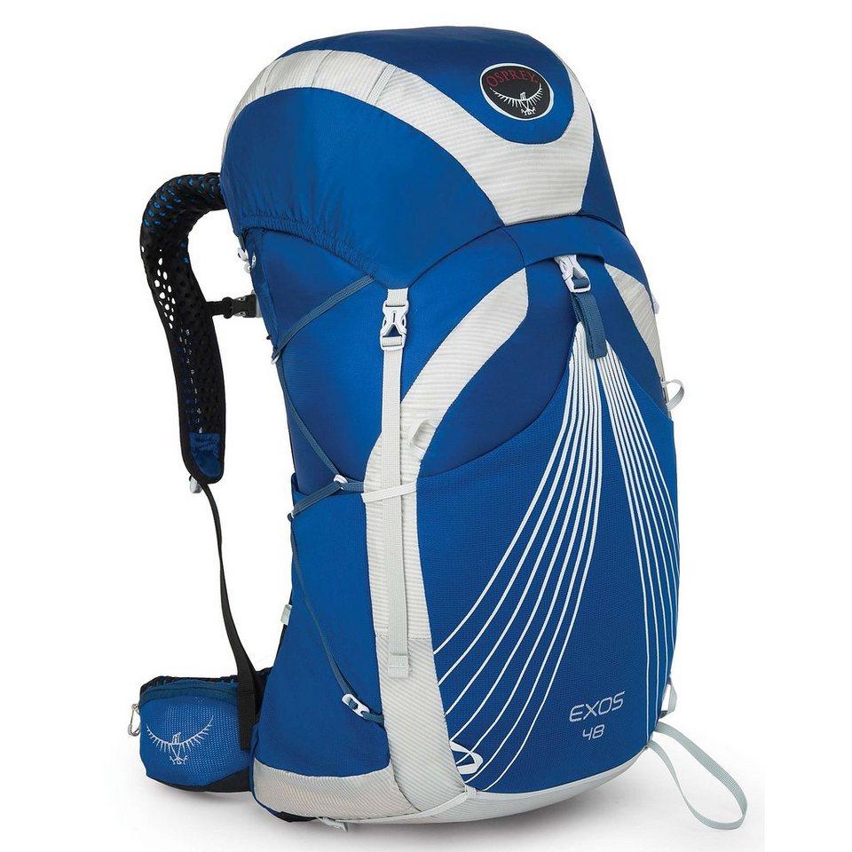 Osprey Sport- und Freizeittasche »Exos 48 Backpack M« in blau