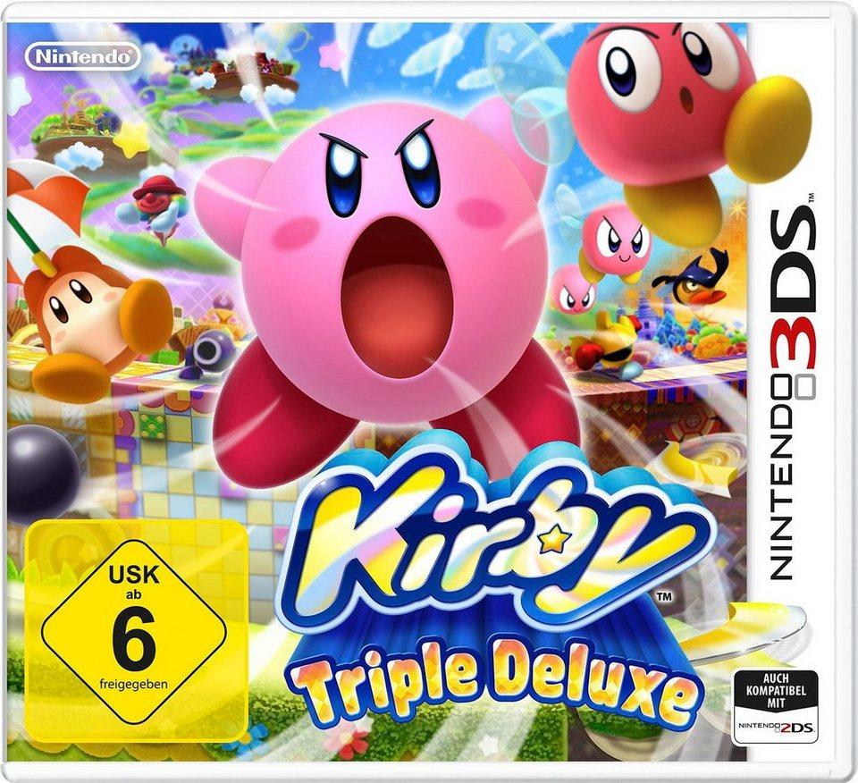Kirby Triple Deluxe Nintendo 3DS Spiel