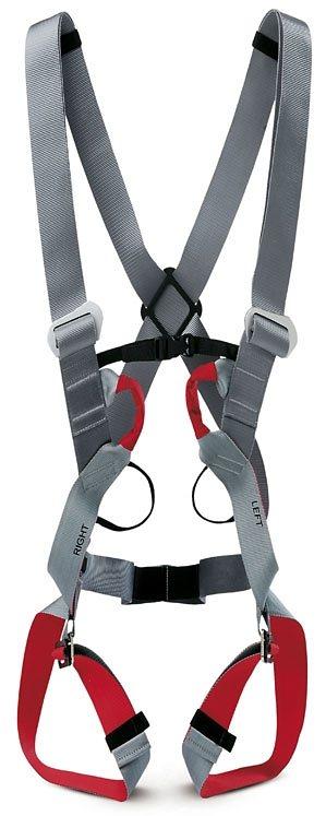 Salewa Klettergurt »Civetta II Complete Harness« in grau