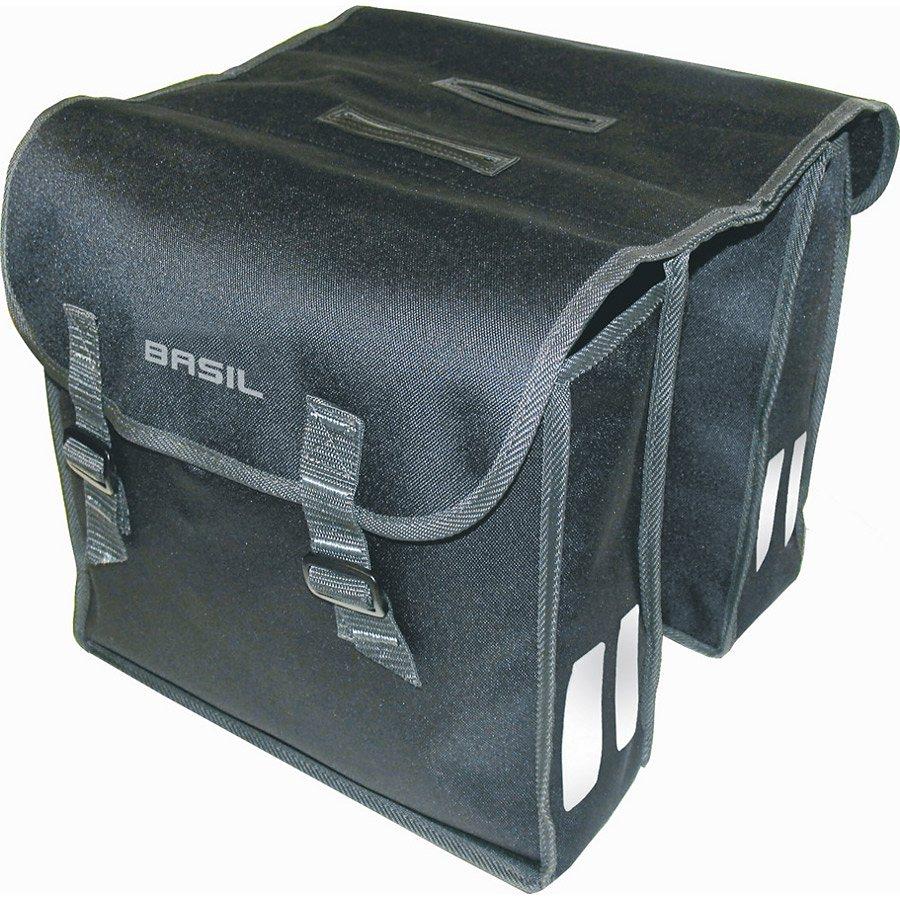 basil gep cktr gertasche mara doppeltasche schwarz. Black Bedroom Furniture Sets. Home Design Ideas