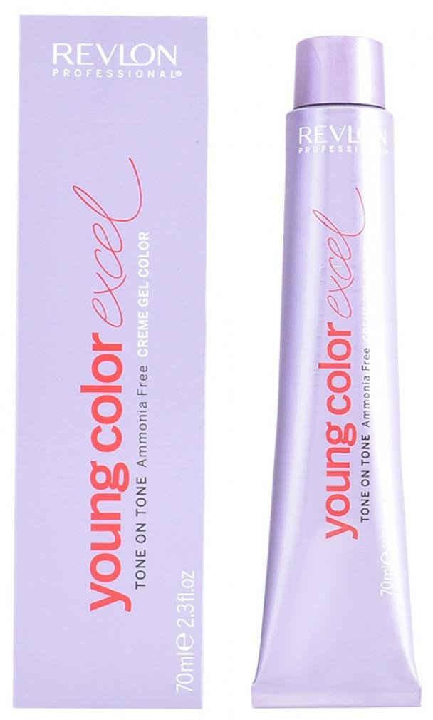 Revlon Lippenstift »Revlon Young Color Excel Creme-Gel Coloring 2.10 Blue Black 70 ml«