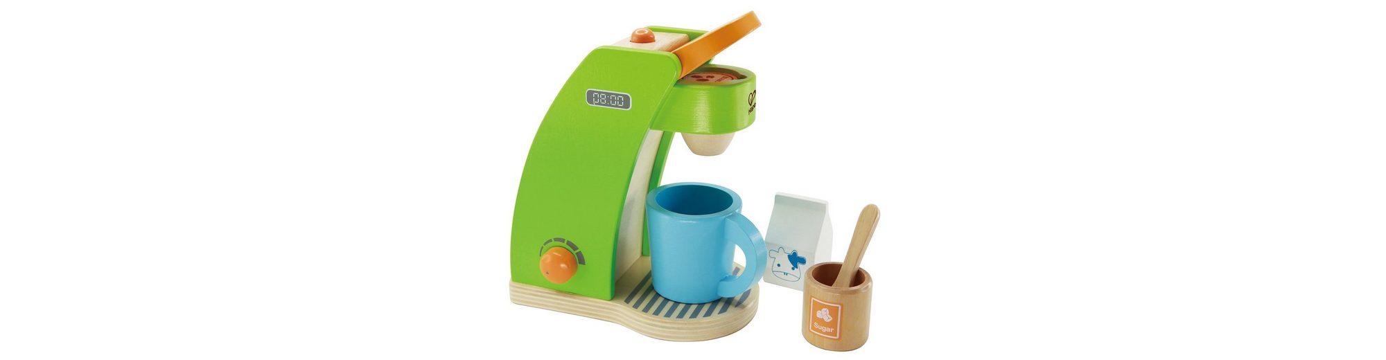 Hape Set: Kinder-Kaffeemaschine, (6tlg.)