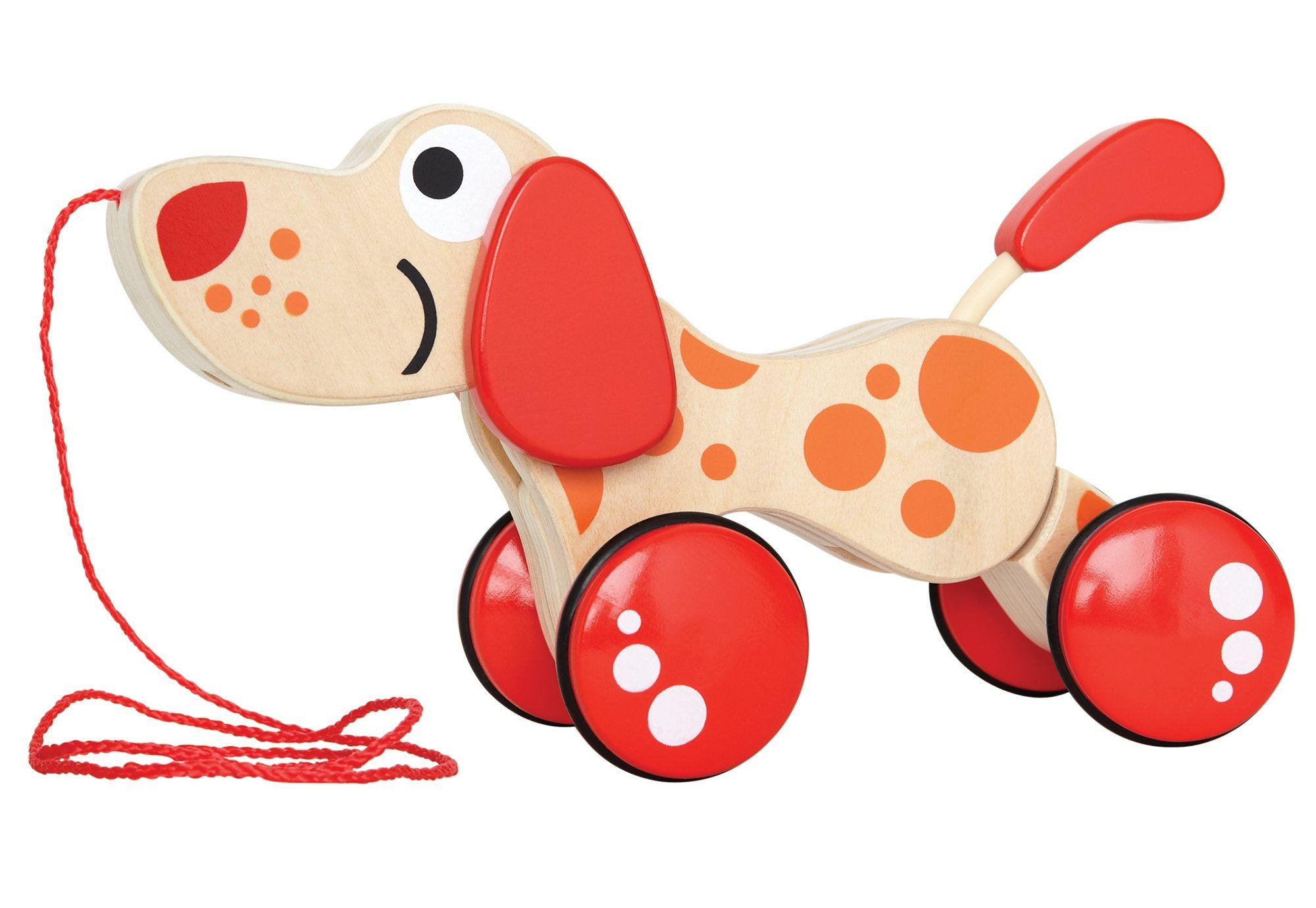 Hape Nachziehtier aus Holz »Hündchen Puppy«