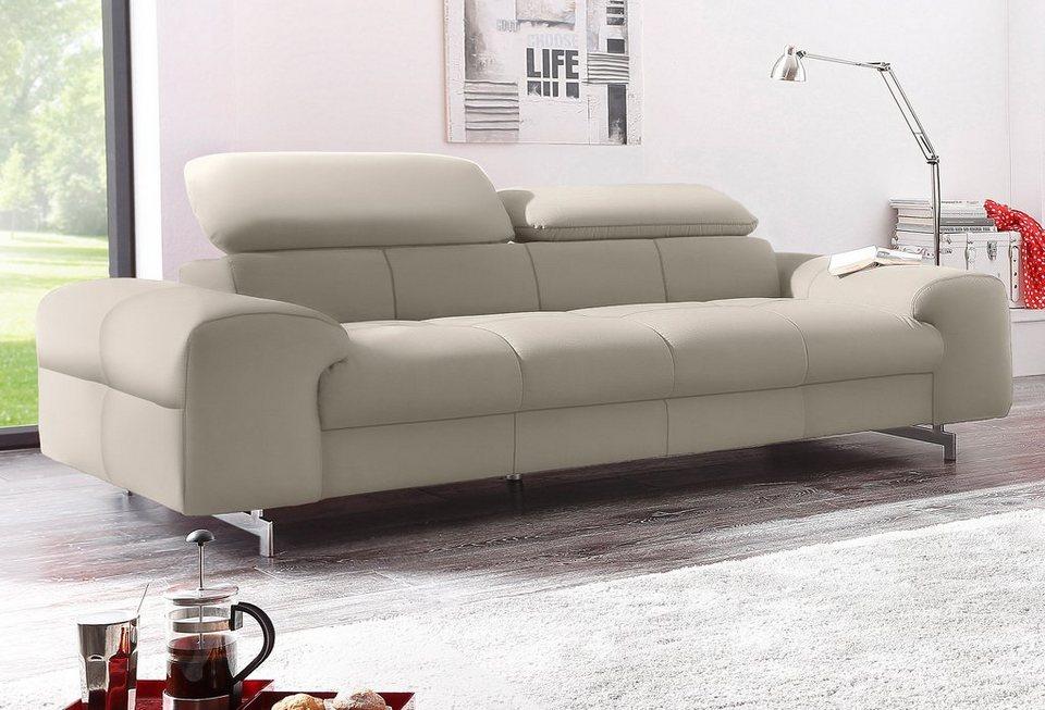 3 sitzer sofa kunstleder excellent 3 sitzer sofa. Black Bedroom Furniture Sets. Home Design Ideas