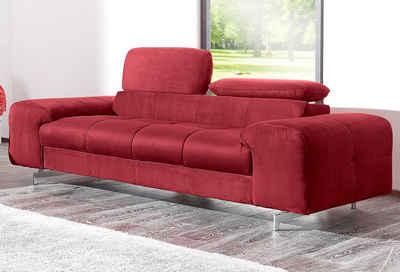 Sofa In Rot Online Kaufen Otto