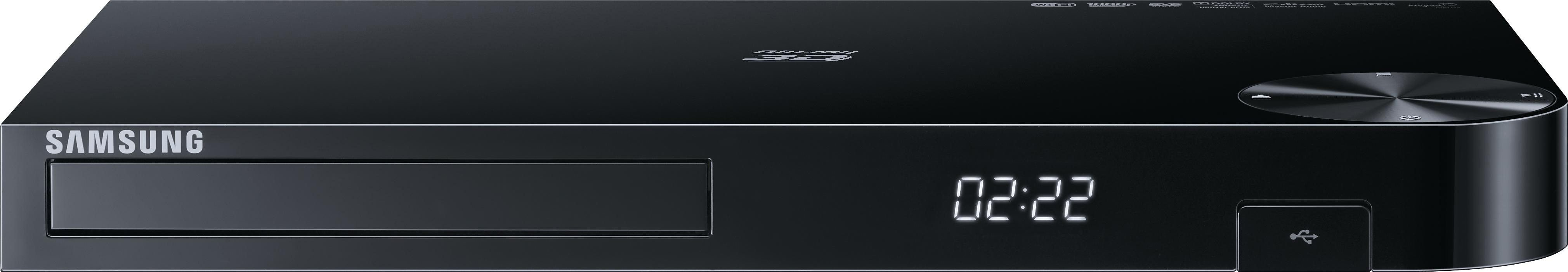 Samsung BD-H6500/EN 3D Blu-ray-Player, 3D-fähig, 1080p (Full HD), WLAN