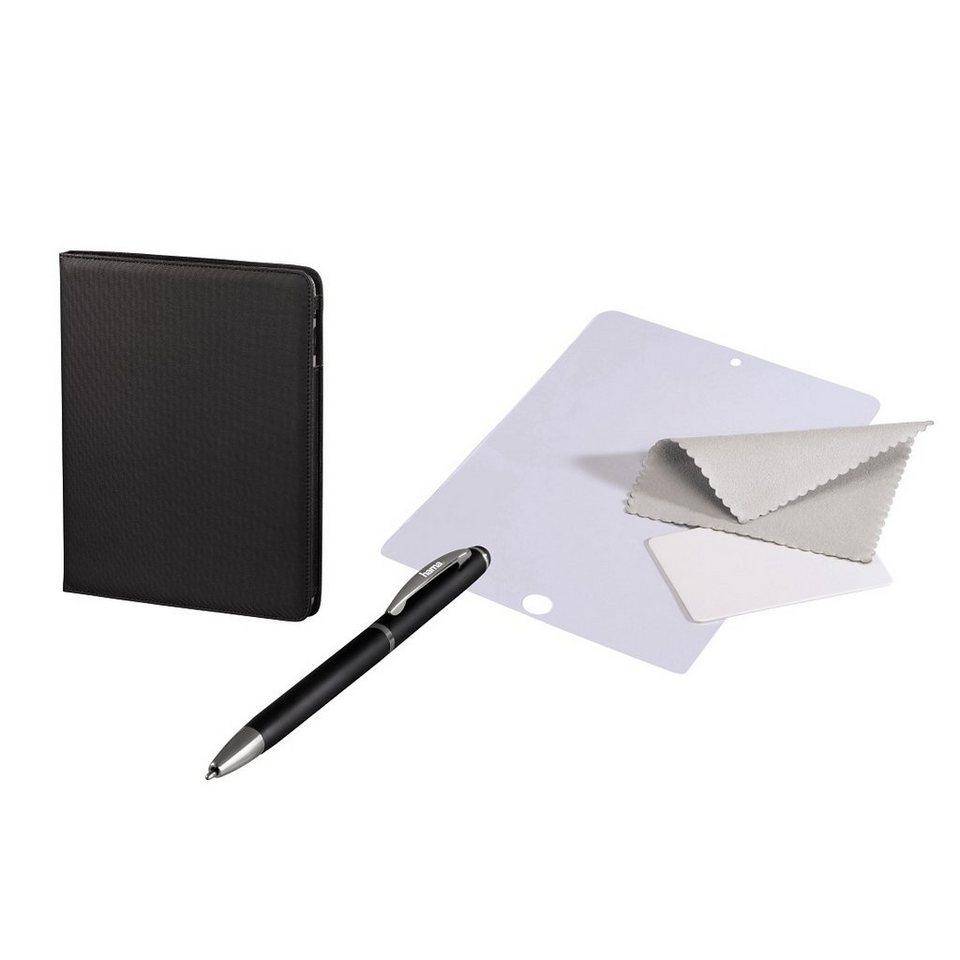 Hama 3in1-Starter-Kit für Apple iPad mini in Schwarz