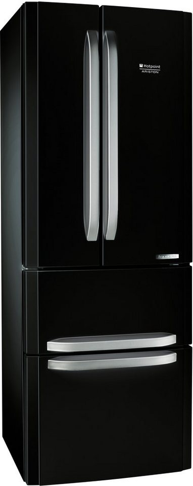 hotpoint french door k hlschrank e4d aaa a 195 5 cm. Black Bedroom Furniture Sets. Home Design Ideas