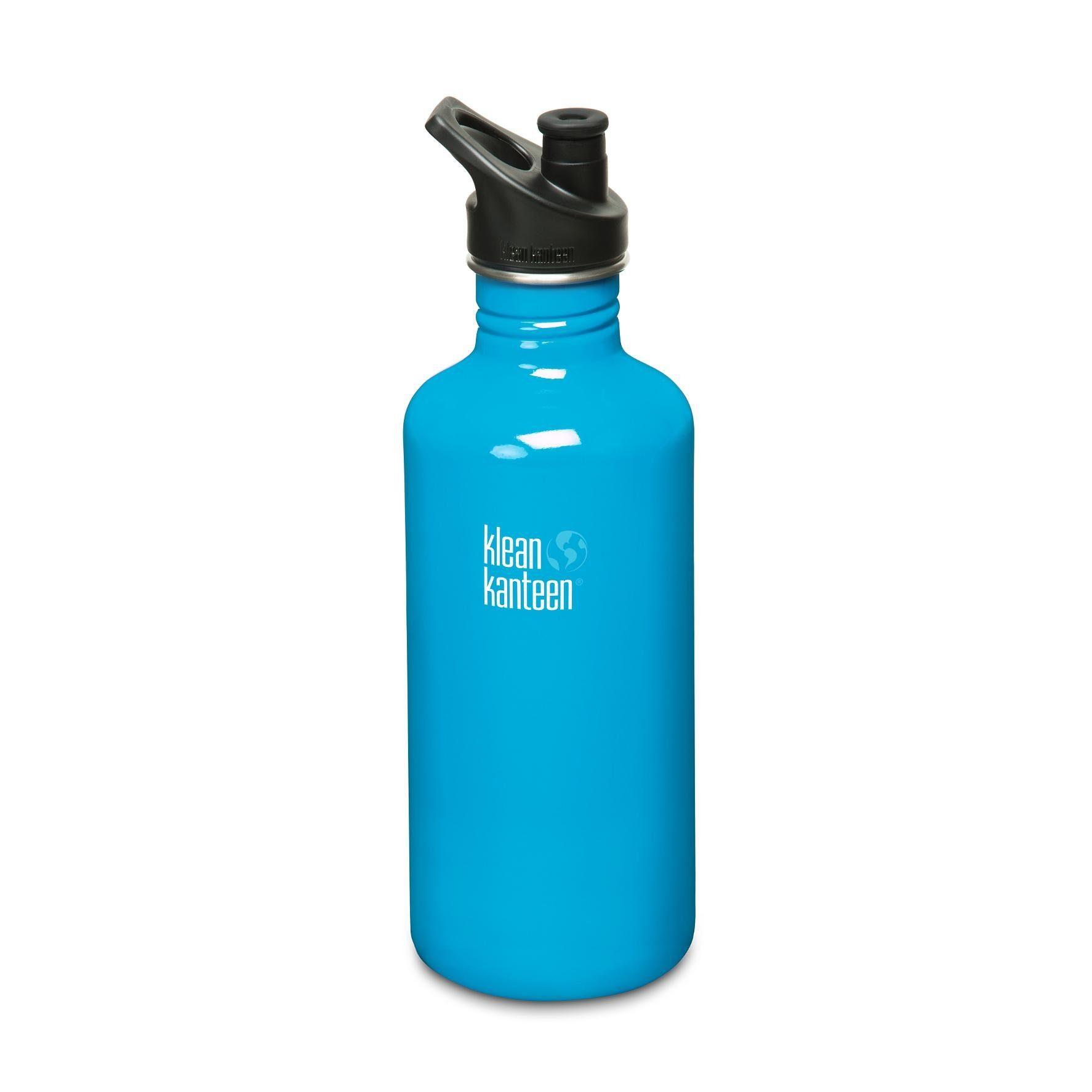 Klean Kanteen Trinkflasche »Classic Trinkflasche mit Sport Cap 1182ml«