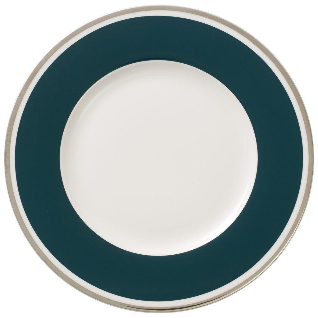VILLEROY & BOCH Frühstücksteller »Anmut My Colour Emerald Green«