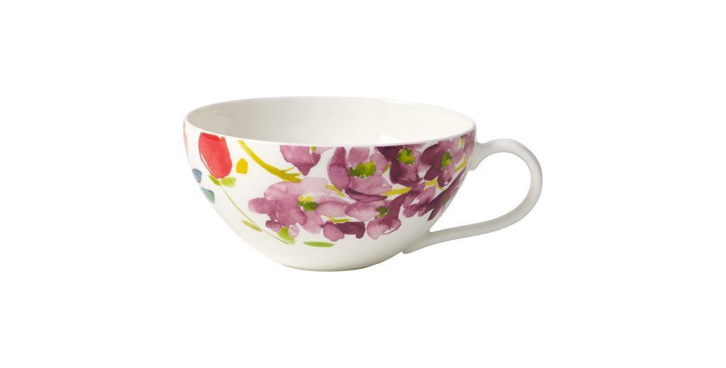 VILLEROY & BOCH Teeobertasse »Anmut Flowers«