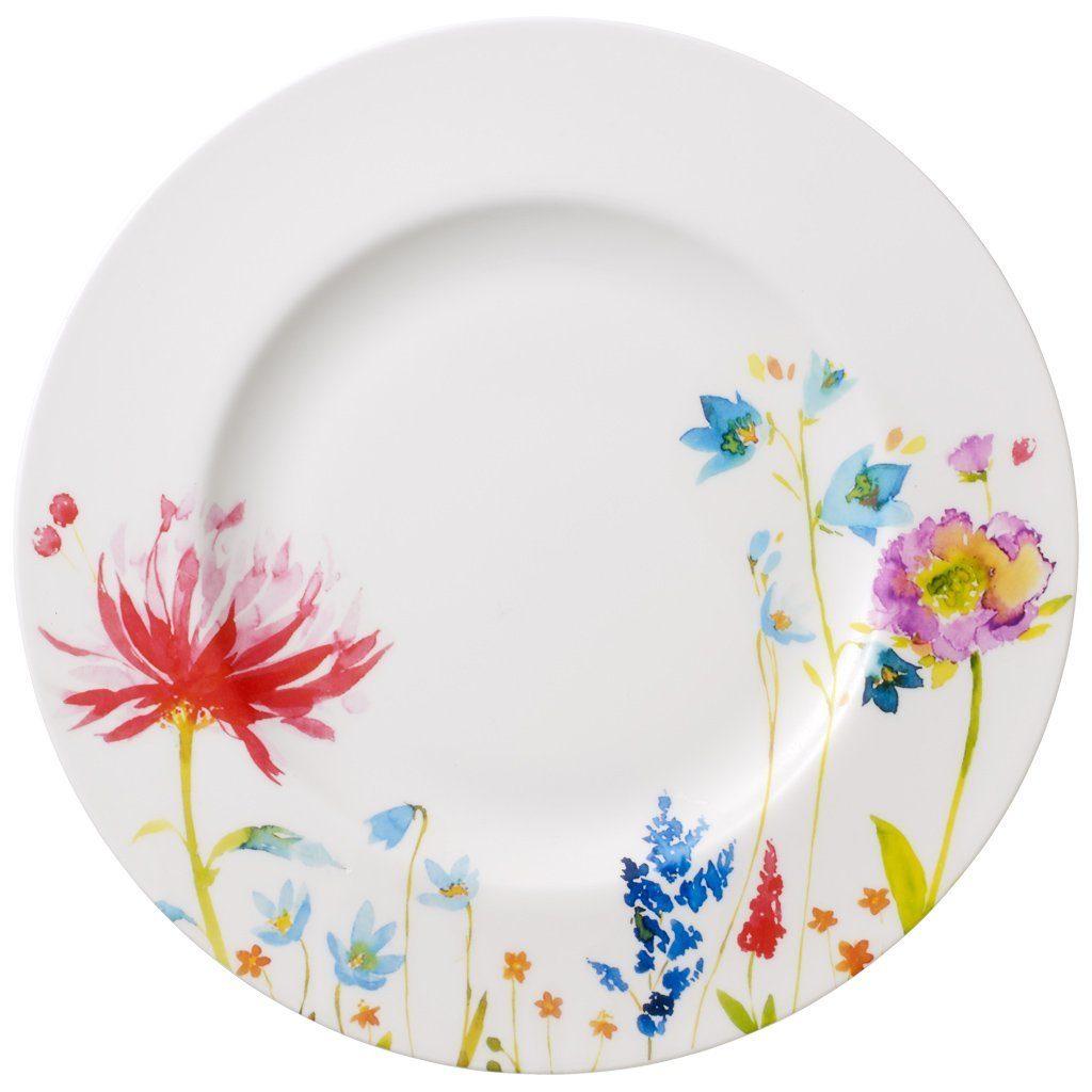Villeroy & Boch Speiseteller »Anmut Flowers«