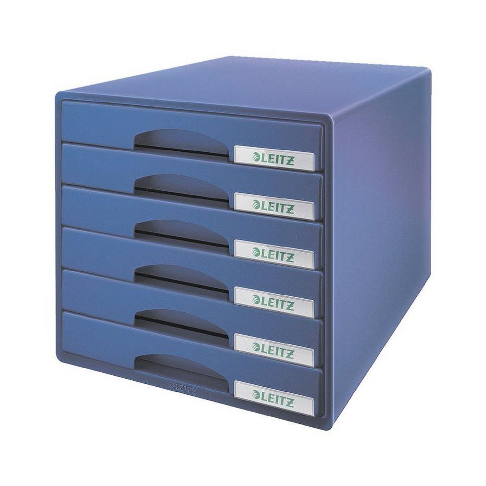 Leitz Schubladenbox »PLUS« in blau