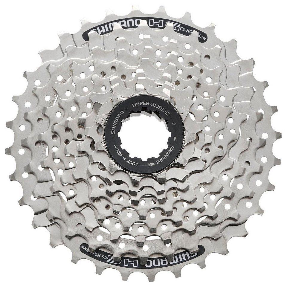 Shimano Fahrradkasetten »Acera CS-HG41 Kassette 8-fach«