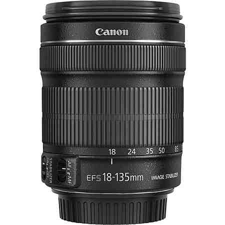 Canon EF-S 18-135mm 1:3,5-5,6 IS STM Objektiv