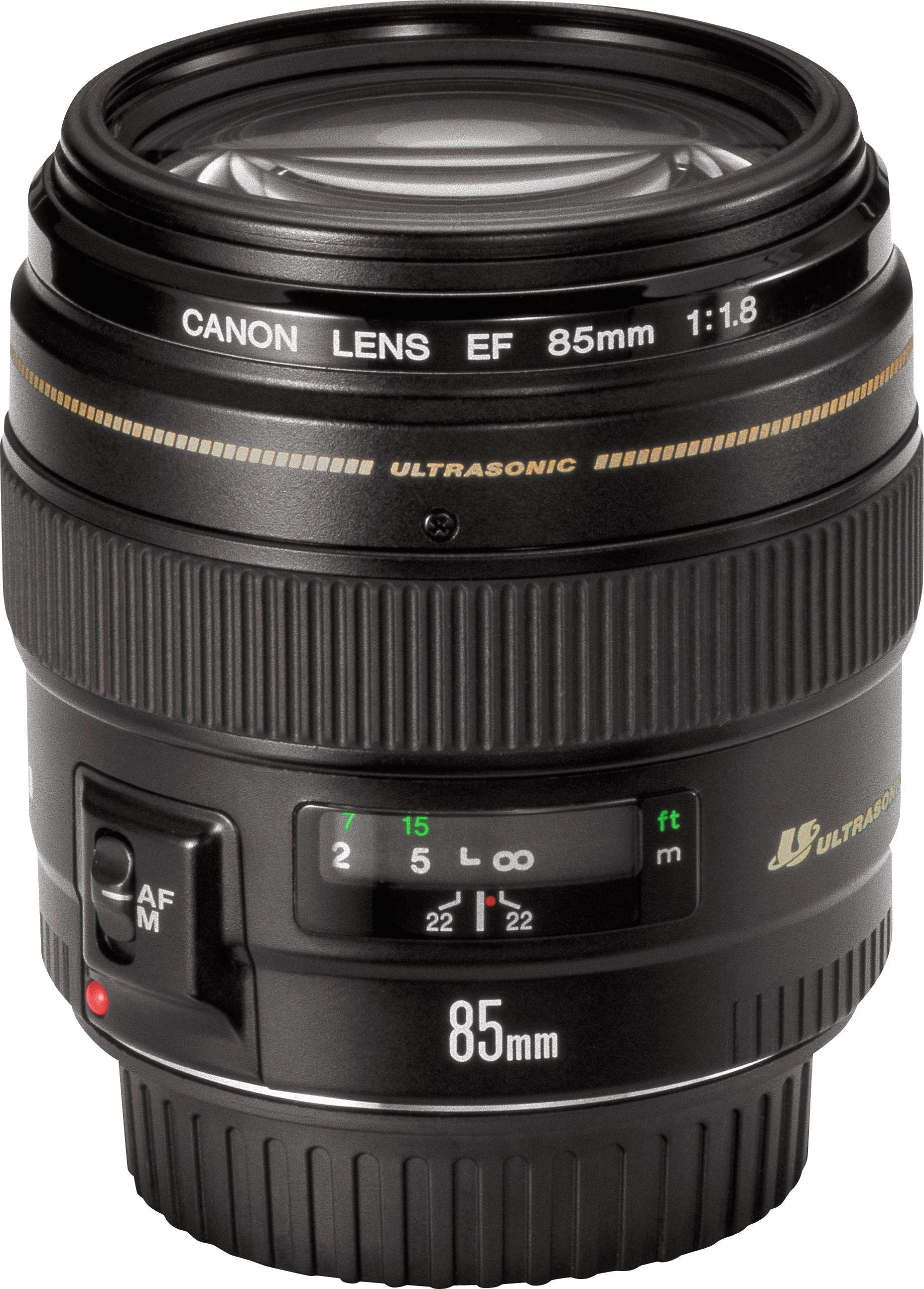 Canon EF 85mm f/1.8 USM Tele Objektiv