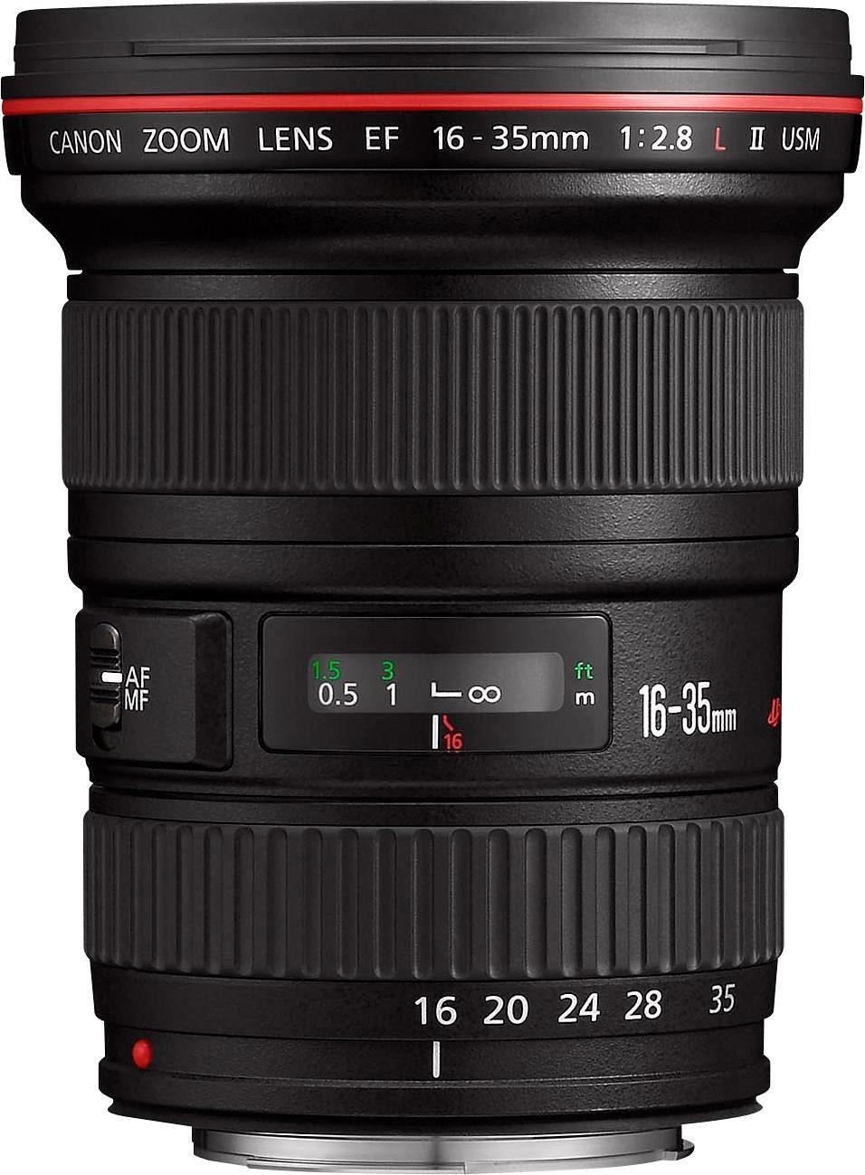 Canon EF 16-35mm f/2.8L II USM Superweitwinkel Objektiv