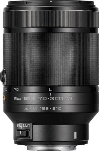 Nikon »1 NIKKOR VR« Teleobjektiv