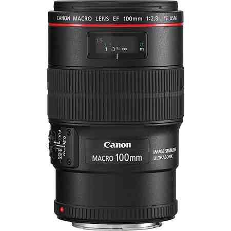 Canon EF 100mm f/2.8 Macro USM Makro Objektiv