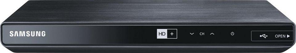 Samsung GX-SM550SH/ZG SAT-Receiver in schwarz