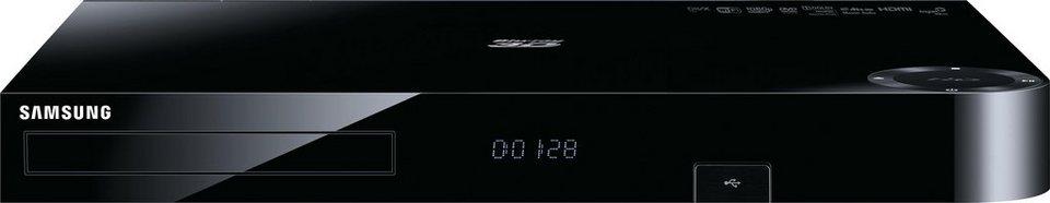 Samsung BD-H8909S/ZG HD-Recorder 1000 GB Twin-Tuner 3D-fähig WLAN in Schwarz
