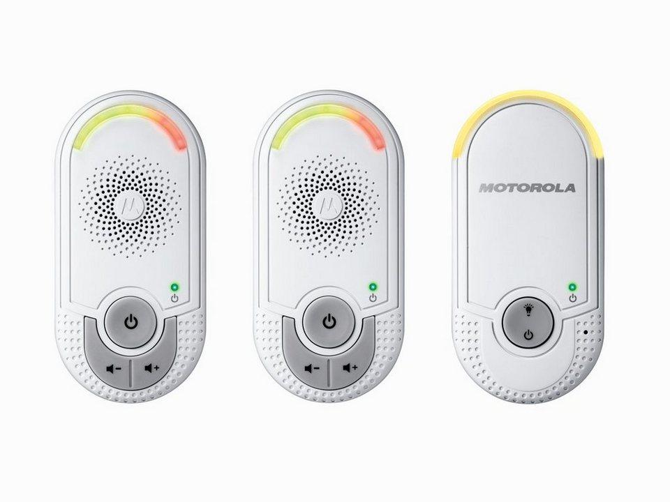 Motorola Babyphone »Babyphone MBP8-2« in Weiß