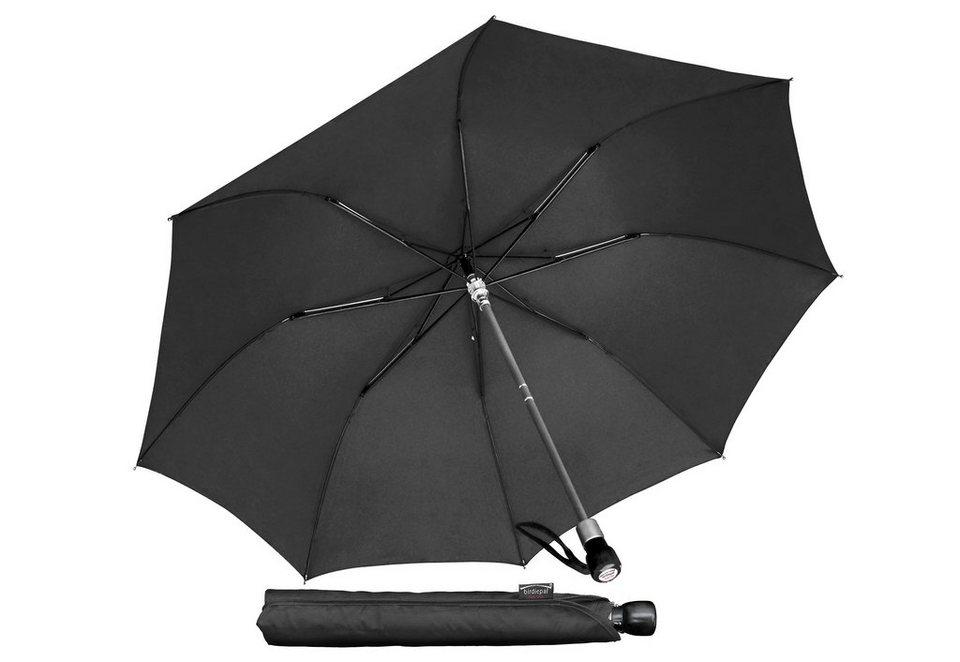Euroschirm® Regenschirm für Herren, »birdiepal® business« in schwarz