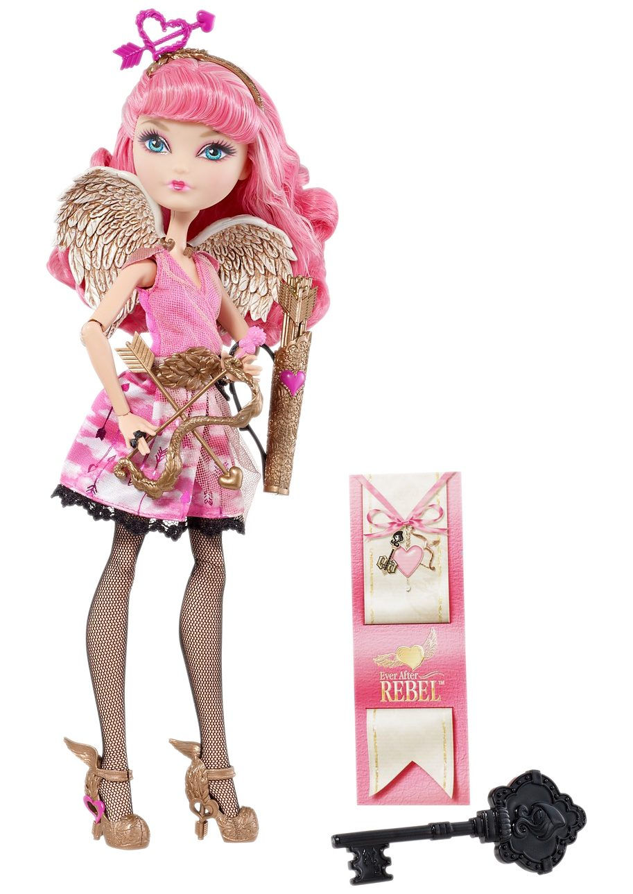 Mattel Puppe, »Ever After High -Rebel Cupid«