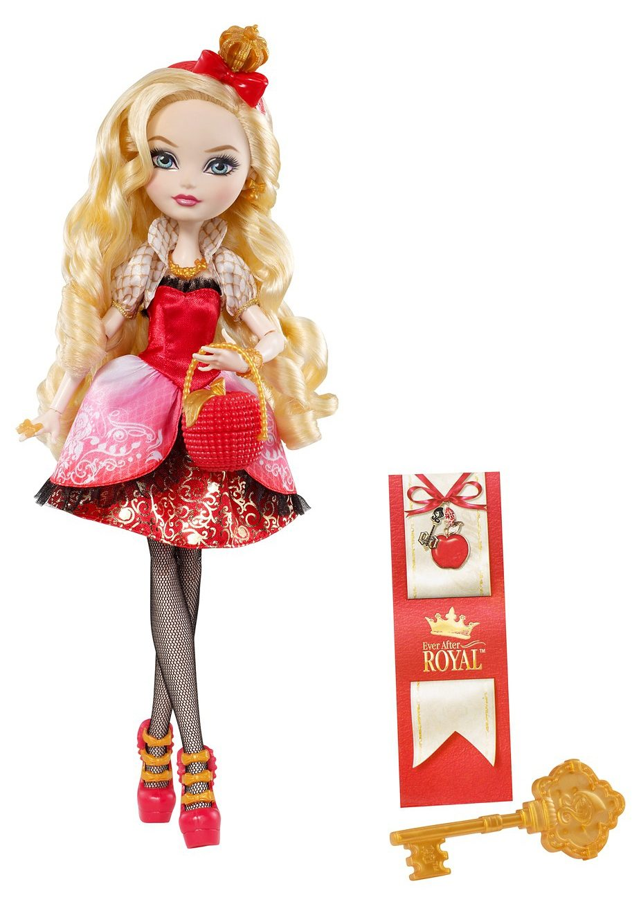 Mattel, Puppe, »Ever After High - Royal Apple White«