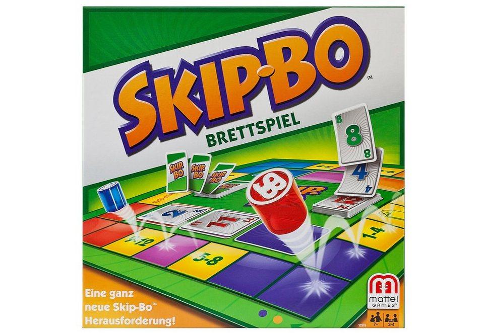 Mattel, Brettspiel, »Mattel Games» Skip-Bo