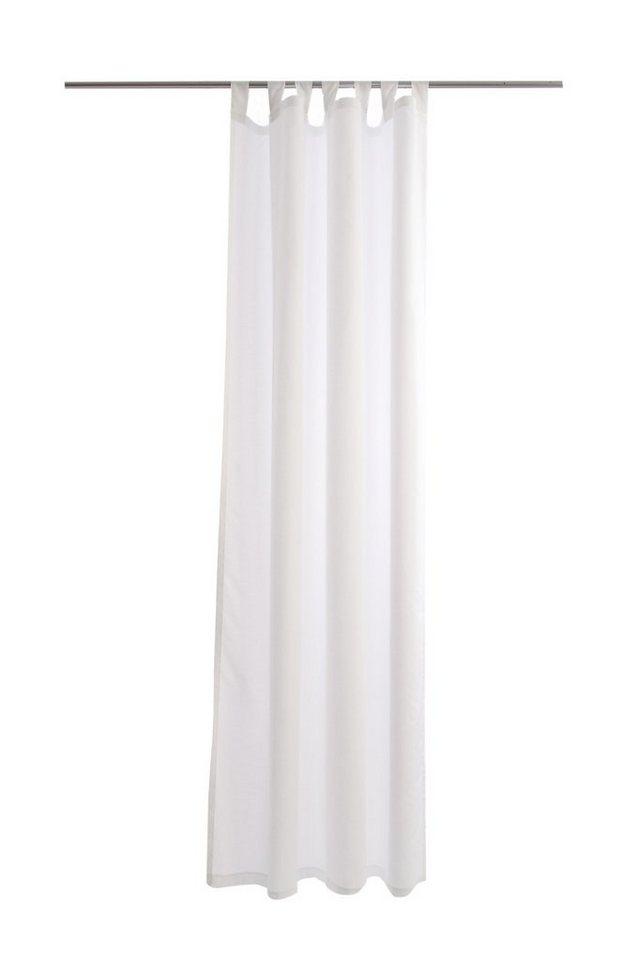 Vorhang, Raffi, »Terra« (1 Stück) in white