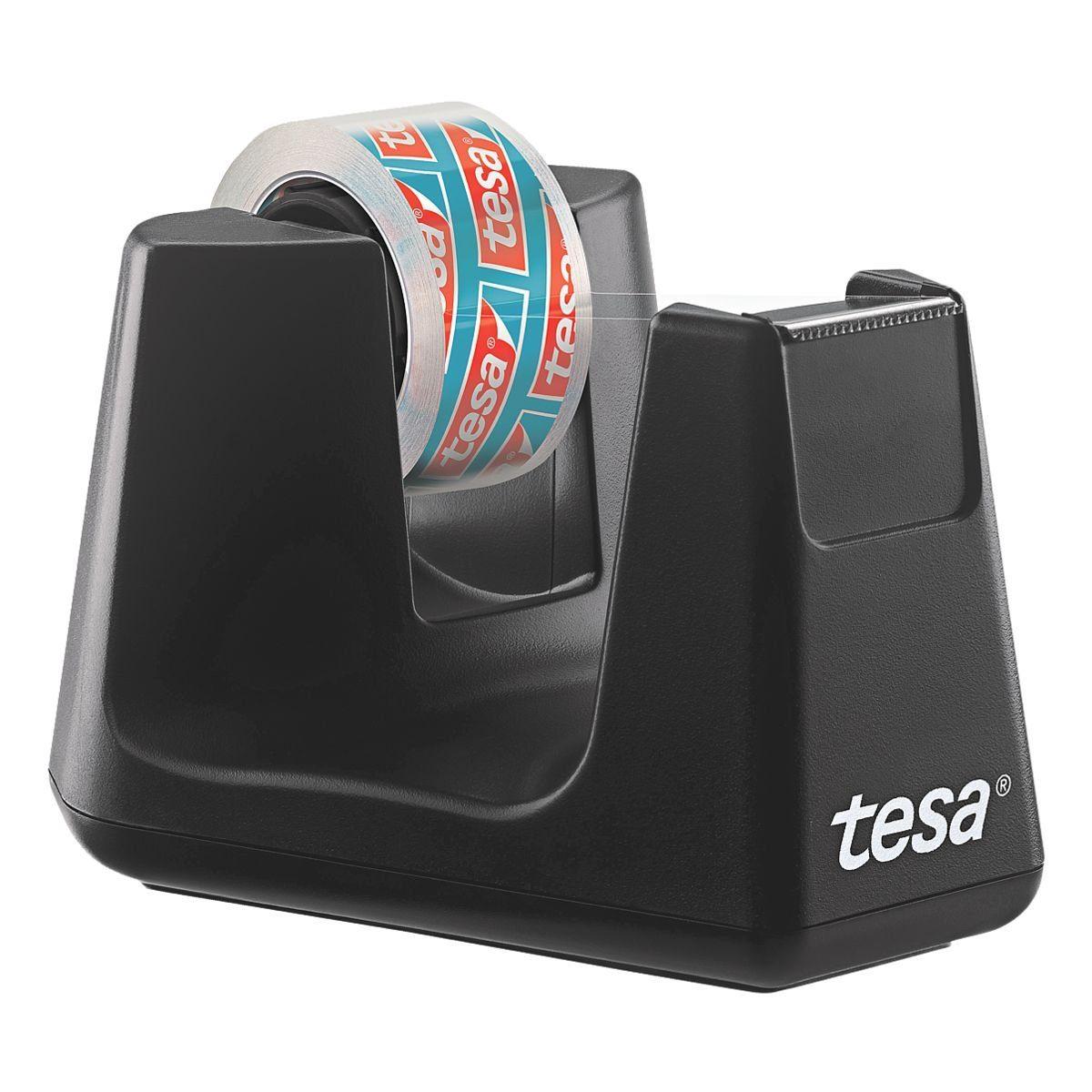 Tesa Tischabroller mit Klebeband »smart ecoLogo®«