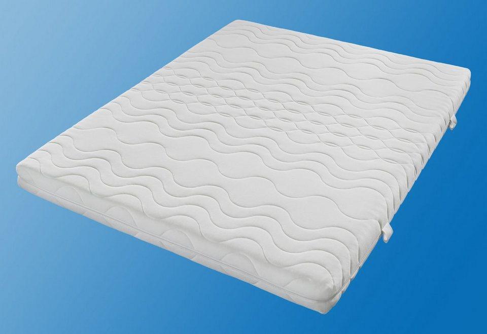 komfortschaummatratze frottee n deluxe n flex gs flex deluxe gs beco raumgewicht 28. Black Bedroom Furniture Sets. Home Design Ideas