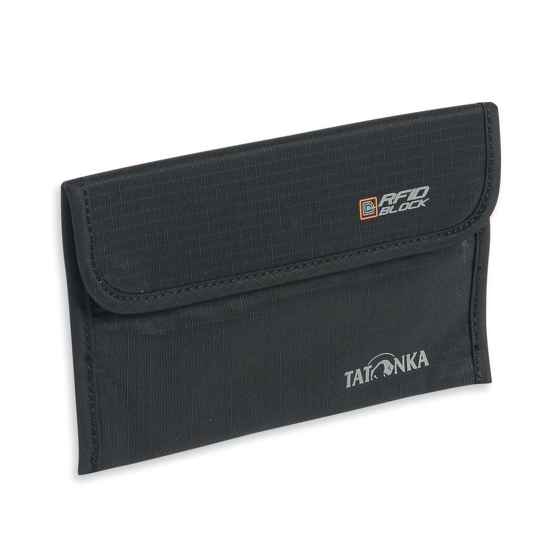 TATONKA® Wertsachenaufbewahrung »Travel Folder RFID B black«