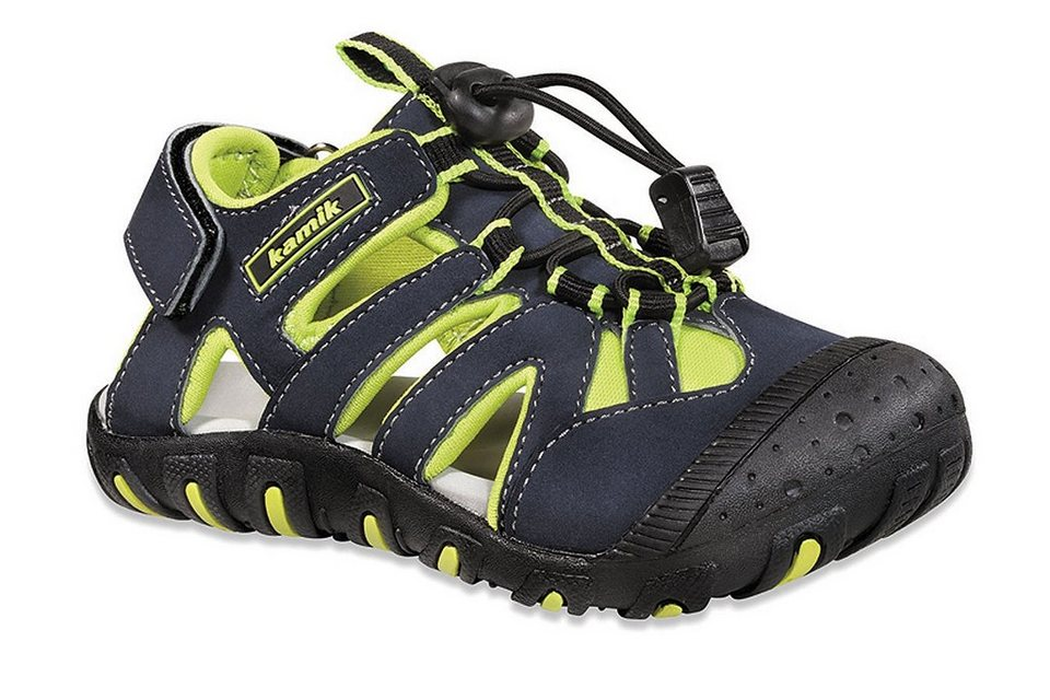 Kamik Sandalen »Oyster Shoes Toddler« in blau