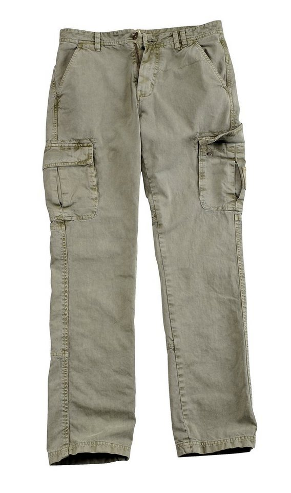 ALPHA INDUSTRIES Hose »Field Pant VF« in light olive
