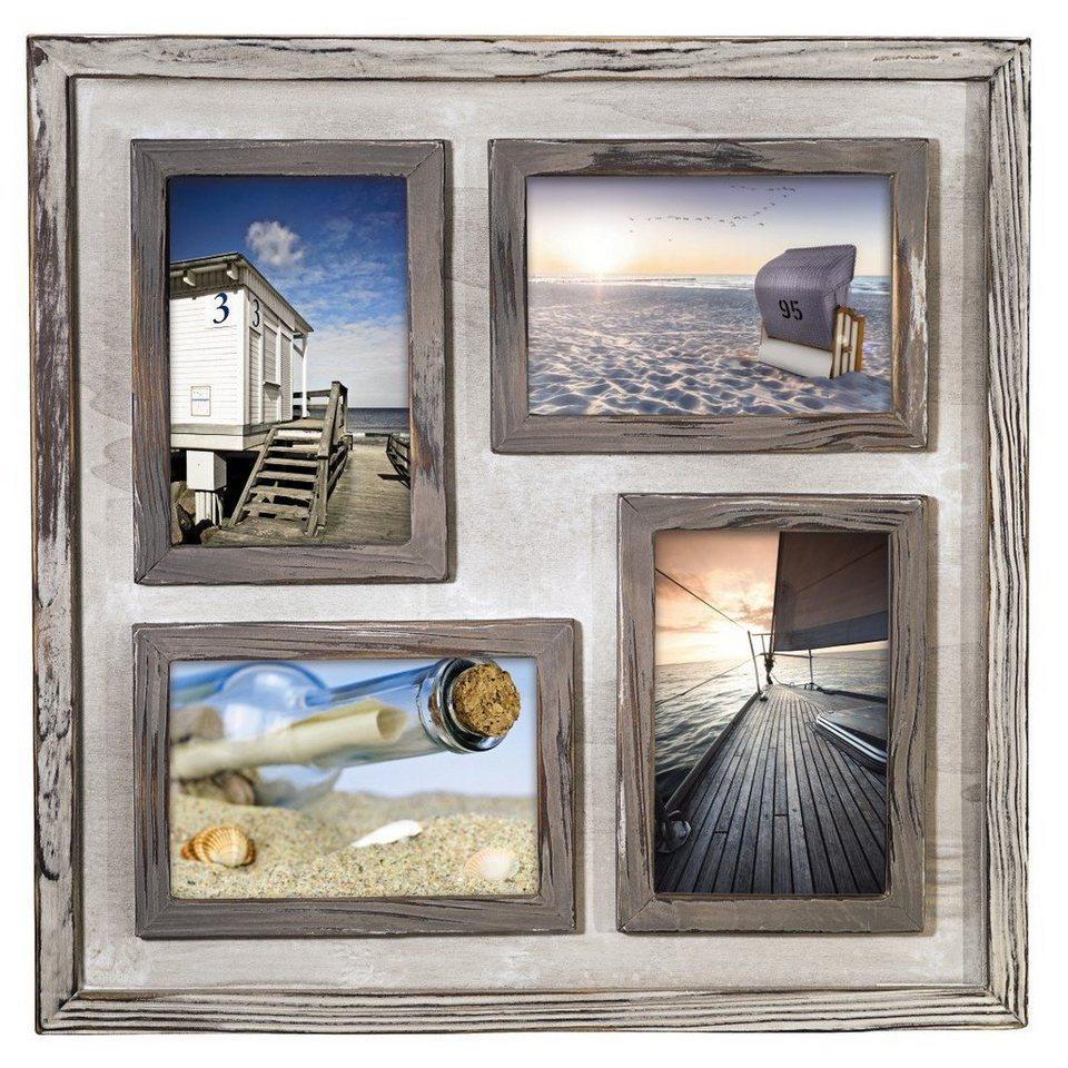 Hama Porträtrahmen-Galerie Baglio, 4x 10 x 15 cm in Braun