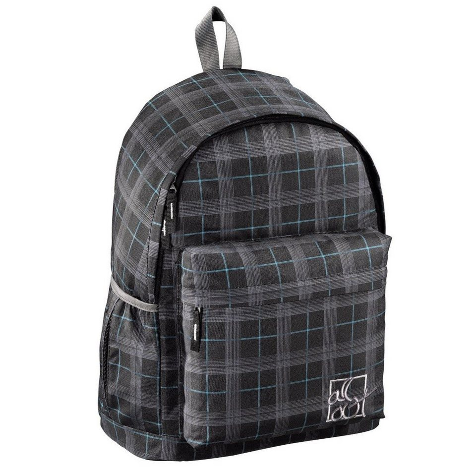All Out Rucksack Luton, Harvest Check in Grau