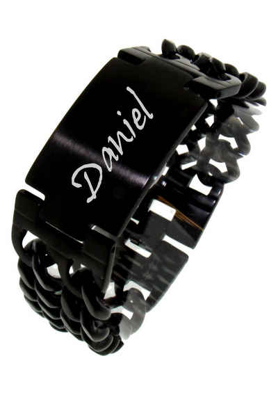 Firetti ID Armband »mehrreihig, mit kostenloser Gravur«
