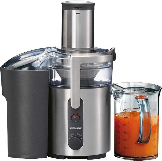 Gastroback Design Multi Juicer 40127, Entsafter, 1300 Watt