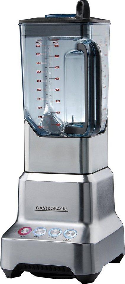 gastroback standmixer design mixer advanced pro