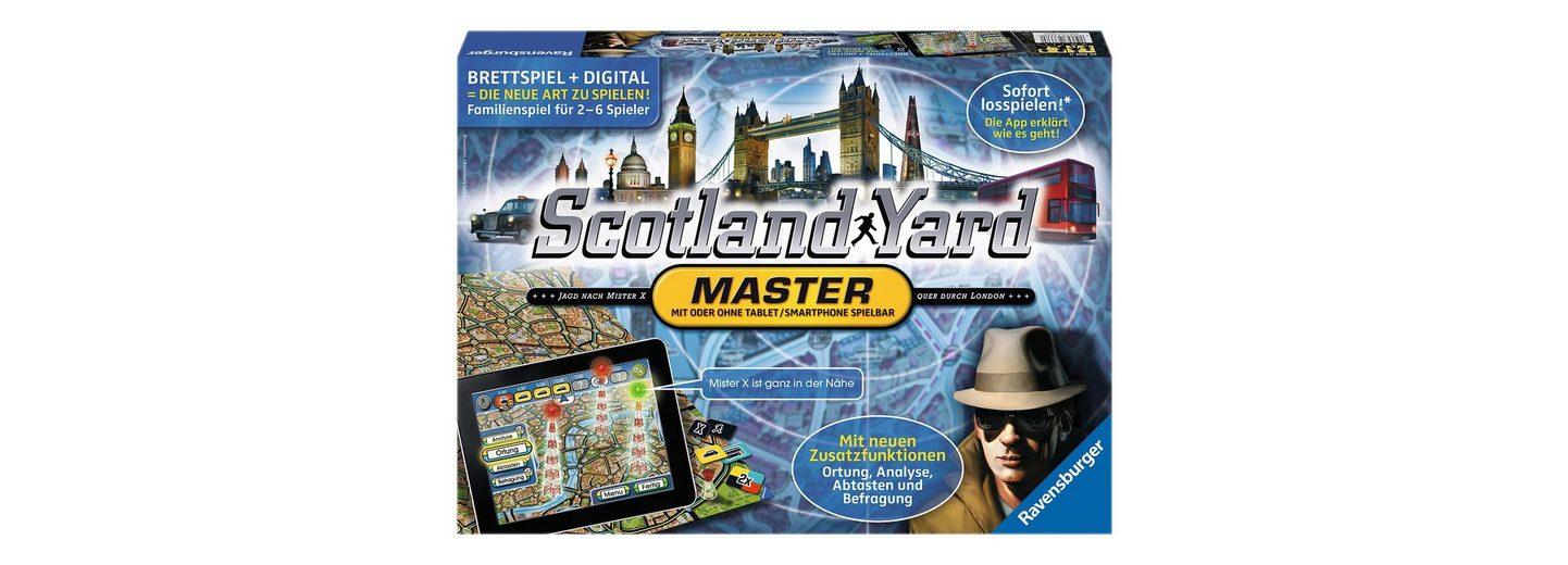 Ravensburger Kinder-Spiel, »Scotland Yard - Master«
