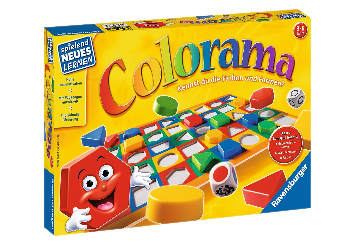 Ravensburger Kinder-Spiel, »Colorama«