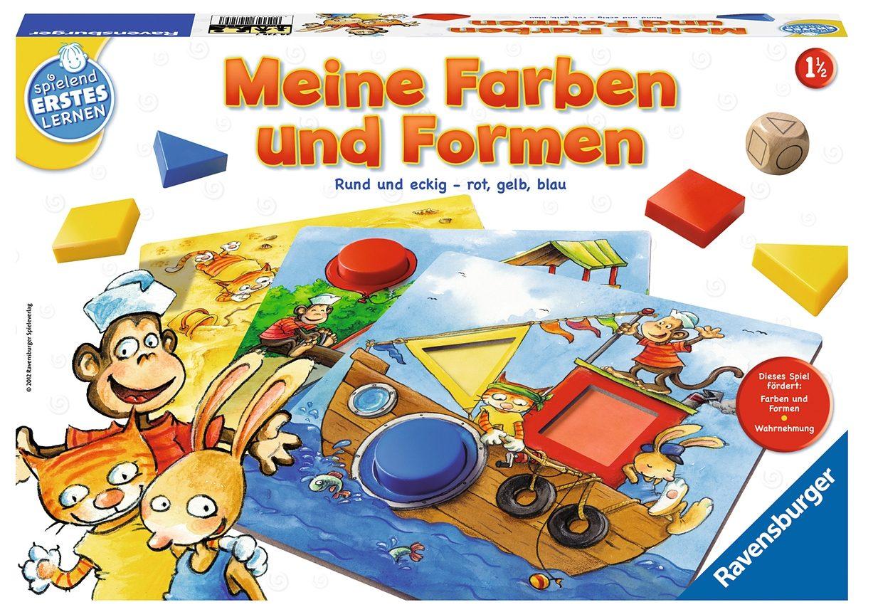 Ravensburger Kinder-Spiel, »Meine Farben und Formen«