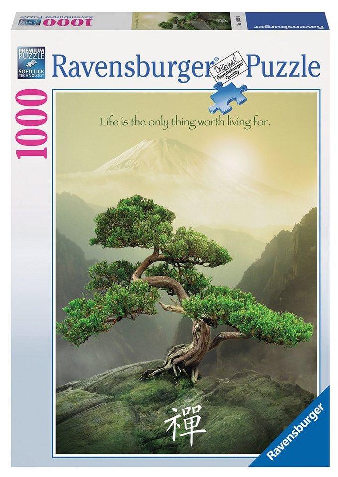 Ravensburger Puzzle 1000 Teile, »Zen Baum«