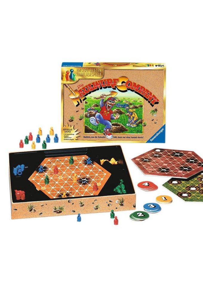 Ravensburger Kinder-Spiel, »Die Maulwurf Company«