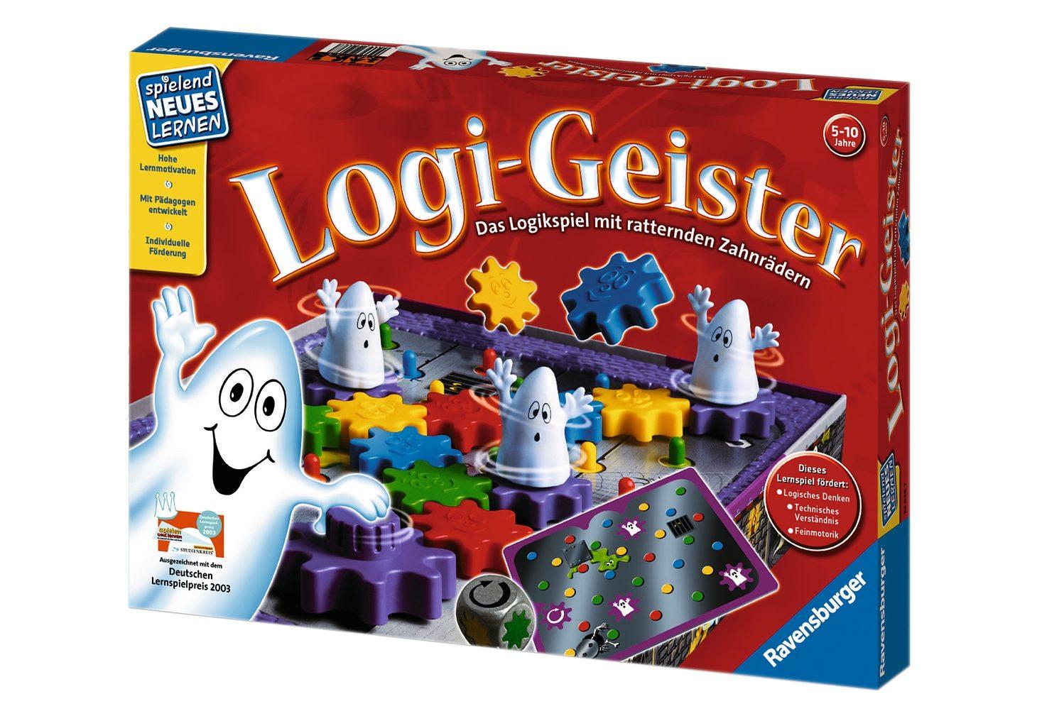 Ravensburger Kinder-Spiel, »Logi-Geister«