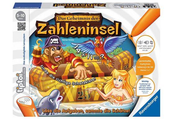 Ravensburger Spiel, »Das Geheimnis der Zahleninsel«