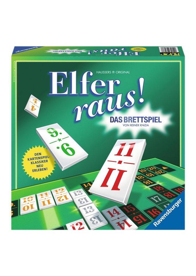 Ravensburger Kinder-Spiel, »Elfer raus!«